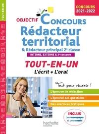 Bernard Delhoume - Objectif  Concours Rédacteur territorial et rédacteur principal 2021 : externe, interne et 3e voie.