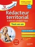 Bernard Delhoume - Rédacteur territorial & Rédacteur principal 2e classe - Tout-en-un.