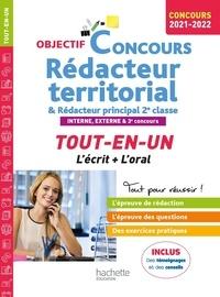 Bernard Delhoume - Rédacteur territorial & rédacteur principal 2e classe - Interne, externe & 3e concours. Tout-en-un. L'écrit + l'oral.