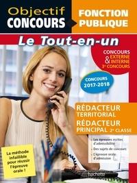 Bernard Delhoume - Tout-en-un Rédacteur Territorial, rédacteur principal interne + externe concours 2017-2018.