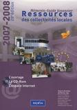 Bernard Deljarrie et Pascal Joly - Ressources des collectivités locales - Mémento-Guide financier. 1 Cédérom