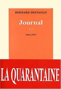Bernard Delvaille - .