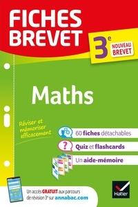 Bernard Demeillers - Fiches brevet Maths 3e - fiches de révision pour le nouveau brevet.