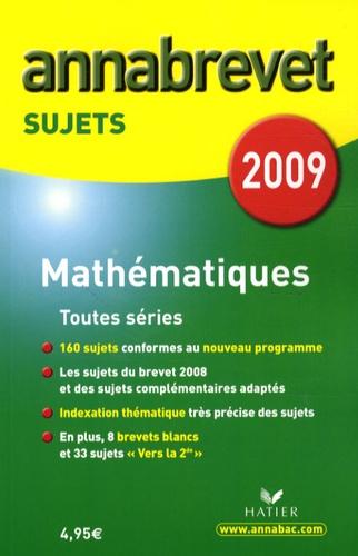 Bernard Demeillers - Mathématiques 3e - Sujets.