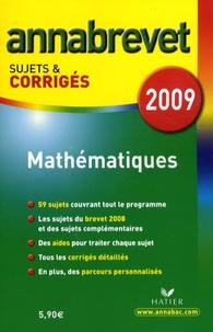 Bernard Demeillers - Mathématiques 3e - Sujets et corrigés.