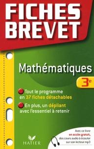 Bernard Demeillers - Mathématiques 3e.