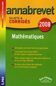 Bernard Demeillers - Mathématiques Brevet - Sujets et corrigés.