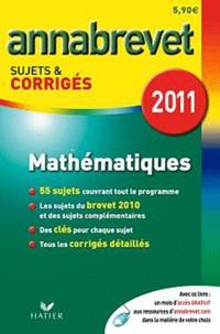 Bernard Demeillers - Mathématiques - Sujets et corrigés 2011.