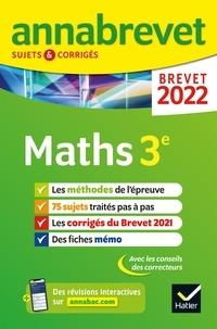 Bernard Demeillers et Emmanuelle Michaud - Maths 3e.