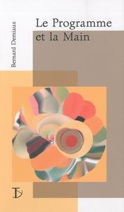 Le programme et la main.pdf