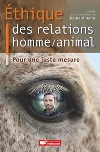 Ethique des relations homme/animal - Pour une juste mesure.pdf
