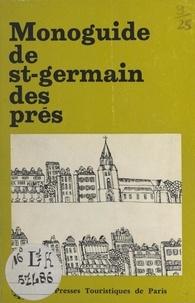 Bernard Dimey - Monoguide de St-Germain-des-Prés.