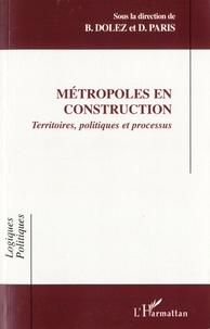 Lesmouchescestlouche.fr Métropoles en construction - Territoires, politiques et processus Image