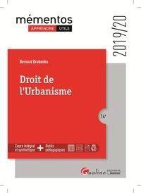 Droit de l'urbanisme - Bernard Drobenko |