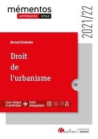 Bernard Drobenko - Droit de l'urbanisme.
