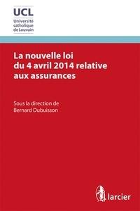 Galabria.be La nouvelle loi du 4 avril 2014 relative aux assurances Image