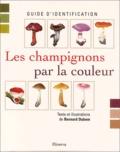 Bernard Duhem - Les champignons par la couleur.