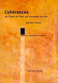 Bernard Durey - Cohérences.