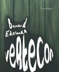 Bernard Edelman - Vertécon.