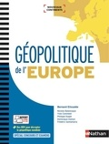 Bernard Elissalde - Géopolitique de l'Europe.