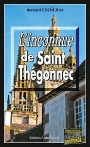 Bernard Enjolras - L'inconnue de Saint-Thégonnec.