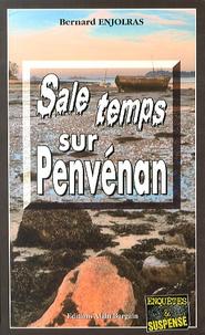 Bernard Enjolras - Sale temps sur Penvénan.