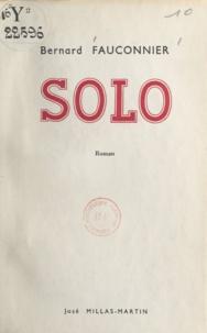 Bernard Fauconnier - Solo.