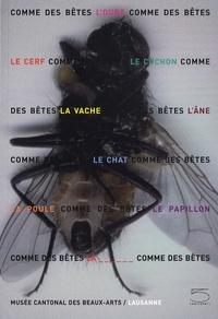 Comme des bêtes - Ours, chat, cochon et Cie.pdf