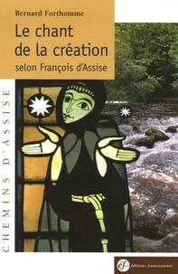 Le chant de la création selon François dAssise.pdf