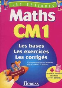 Bernard Fortin et Françoise Lemau - Maths CM1.