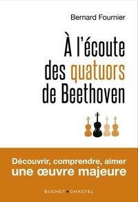 Accentsonline.fr A l'écoute des Quatuors de Beethoven Image