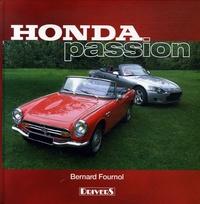 Bernard Fournol - Honda passion.