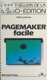 Bernard Frala - PageMaker facile.