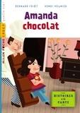 Bernard Friot - Histoires à la carte, Tome 03 - Amanda chocolat.