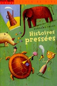 Histoiresdenlire.be Histoires pressées Image