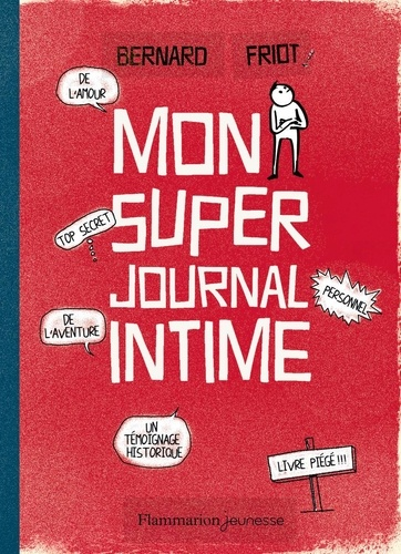 Mon Super Journal Intime Grand Format