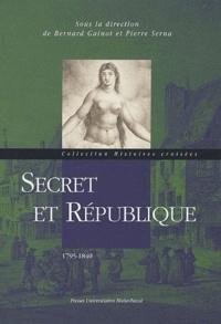 Secret et République - 1795-1840.pdf
