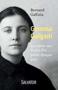 Histoiresdenlire.be Gemma Galgani - La sainte que Padre Pio priait chaque jour Image