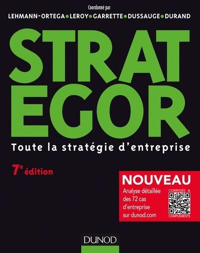 Strategor - Format PDF - 9782100750016 - 32,99 €
