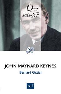 Bernard Gazier - John Maynard Keynes.