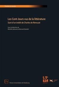 Coachingcorona.ch Les Cent-Jours vus de la littérature - Suivi d'un inédit de Charles de Rémusat Image