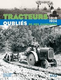 Deedr.fr Tracteurs oubliés de nos campagnes - 1919-1924 Image