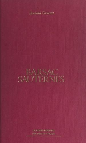 Barsac, Sauternes