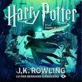 Bernard Giraudeau et J.K. Rowling - Harry Potter et la Coupe de Feu.