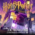 Bernard Giraudeau et J.K. Rowling - Harry Potter et le Prisonnier d'Azkaban.