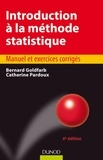 Bernard Goldfarb et Catherine Pardoux - Introduction à la méthode statistique - 6e éd. - Économie, gestion.
