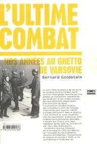 Icar2018.it L'ultime combat - Nos années au ghetto de Varsovie Image