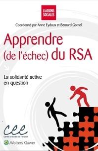 Bernard Gomel et Anne Eydoux - Apprendre (de l'échec) du RSA : la solidarité active en question.