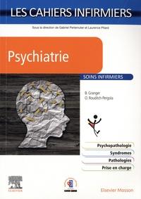 Bernard Granger et Oleg Rouditch-Pergola - Psychiatrie.