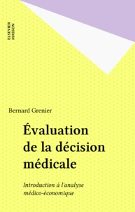 Bernard Grenier - .